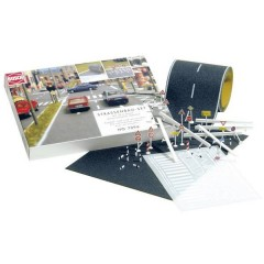H0 Kit completo per la costruzione delle strade