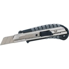 Con lama a spezzare professionale con funzione Auto Lock, 25 mm 1 pz.