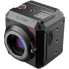 E2 4K Camera a 4K Grigio Video 4K