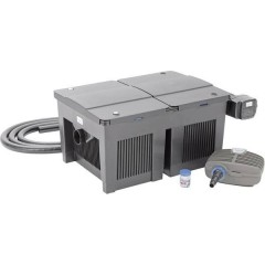 KIT filtri con sterilizzatore UVC 11500 l/h