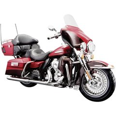 Harley Davidson Electra Glide Ultra 1:12 Motomodello