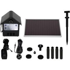 Set SPS 250/6 KIT pompa solare con batteria tampone, con illuminazione 250 l/h