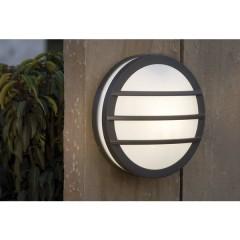 Seine Lampada da parete per esterno Lampada a risparmio energetico, LED (monocolore) E27 23 W