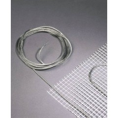 Riscaldamento a pavimento elettronico 1600 W 10 m²