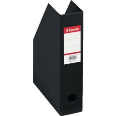 Porta riviste DIN A4, DIN C4 Nero Cartone 1 pz.