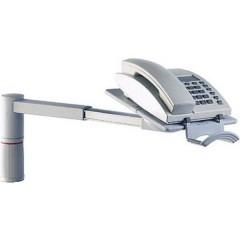 ScopeMaster Braccio portatelefono orientabile Girevole Grigio luminescente 1 pz.