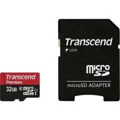 Premium Scheda microSDHC 32 GB Class 10, UHS-I incl. Adattatore SD
