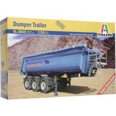 Camion in kit da costruire Muldenkipper-Anhänger 1:24