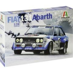Automodello in kit da costruire Fiat 131 Abarth Rally 1:24