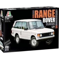 Automodello in kit da costruire Range Rover Classic 50th Anniv. 1:24