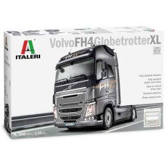 Camion in kit da costruire Volvo FH4 Globetrotter XL 1:24