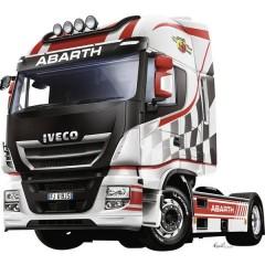 Camion in kit da costruire Iveco HI-WY E5 Abarth 1:24