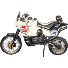 Motocicletta in kit da costruire Cagiva Elephant 850 Winner 1987 1:9