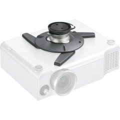 EPC 6545 Supporto a soffitto per proiettore Inclinabile Distanza dal soffitto/terra (max.): 7.6 cm