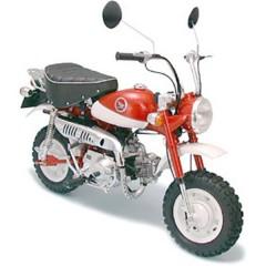 Motocicletta in kit da costruire Honda Monkey 2000 Anniversary 1:6