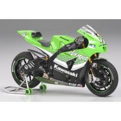 Motocicletta in kit da costruire Kawasaki Ninja ZX-RR #55 2006 1:12