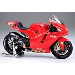 Motocicletta in kit da costruire Ducati Desmosedici #65 MotoGP´03 1:12