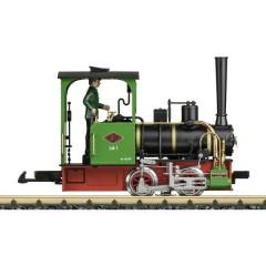 G Locomotiva scartamento ridotto di KJF