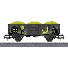 H0 Vagone Halloween - Glow in the Dark
