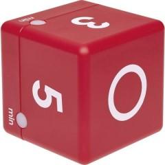 Timer Cube Timer Rosso digitale