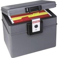 2037FE Cassetta di sicurezza antincendio protetto dal fuoco, impermeabile, con cartella sospesa