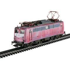 H0 E-Lok BR 140, MHI, invecchiato di DB AG