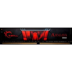Modulo di memoria PC Client aegis 8 GB 1 x 8 GB RAM DDR4 3000 MHz CL16-18-18-38