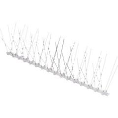 Bird Repellent Spikes Aghi antiposa Principio di funzionamento Dissuasore 10 pz.