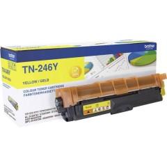 Toner TN-246Y Originale Giallo 2200 pagine