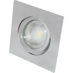 Decoclic Anello di montaggio LED (monocolore) GU10, GU5.3 Alluminio (opaco)