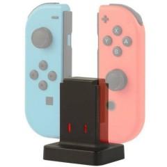 KX Dual Switch Joycon Charger Caricatore controller Nintendo Switch