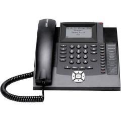COMfortel 1200 Sistema telefonico ISDN Vivavoce Display retroilluminato Nero
