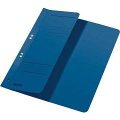 Cartellina con occhielli Blu DIN A4