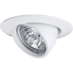 Premium Line Anello di montaggio Lampadina Alogena GU5.3 50 W Bianco