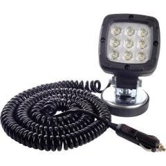 Faro da lavoro 12 V, 24 V, 36 V, 48 V FT-036 LED MAG M30 Ampio fascio di illuminazione (L x A x P) 100 x