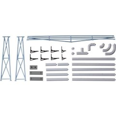 H0 kit per costruzione tubazioni