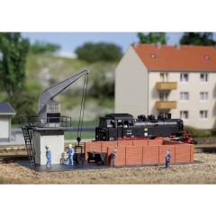 N stazione di rifornimento carbone