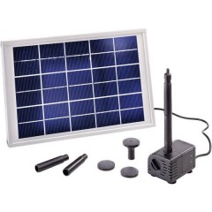 Palermos S KIT pompa solare 300 l/h