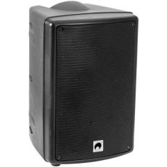Omnitronic WAMS-08BT MK2 Altoparlante attivo PA Bluetooth, Lettore MP3 integrato, senza fili