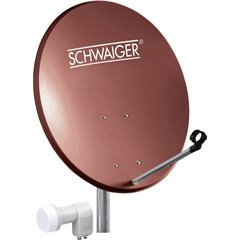 Schwaiger SPI5502SET2 Sistema SAT senza ricevitore Numero utenti: 2