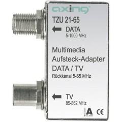 Adattatore multimedia per antenna Axing TZU 21-65