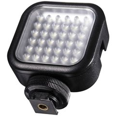 Walimex Pro Lampada fotografica LED per video Numero di LED36
