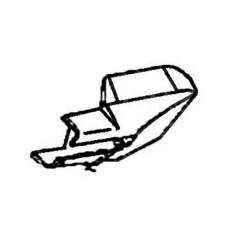 Puntina per giradischi HiFi ATS 10/11/12/UM8