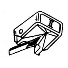 Puntina per giradischi HiFi GP 400 II/401 II/412 II