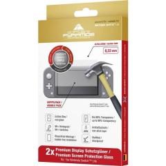 Software Pyramide Switch Lite Premium Screen Protection Glass Kit di protezione display