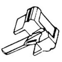 Puntina per giradischi HiFi DN 330/345 N 91 G/ED