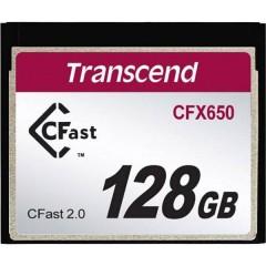 Transcend CFX650 Scheda CFast 128 GB