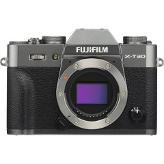 Fujifilm X-T30 Fotocamera con obiettivi intercambiabili 26.1 MPixel Antracite Touch Screen, Mirino elettronico, Display