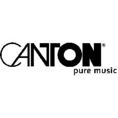 Canton AM 5 Monitor da palco attivo 11.5 cm 4.5 pollici 80 W 1 pz.