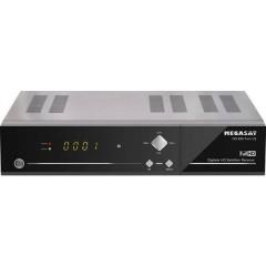 MegaSat HD 935 Twin V2 Ricevitore satellitare HD Funzione di registrazione, collegamento ethernet, Twin Tuner Numero di